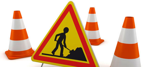 Déchetterie de Labouheyre : attention travaux !
